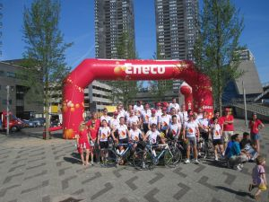 Eneco CO2 Tour Rotterdam - Cologne