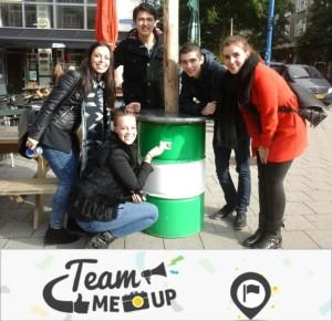 Team Me Up Rotterdam