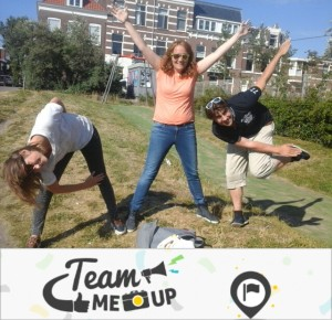 Team Me Up - AXE